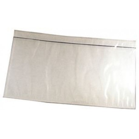 dm-folien pochette-documents, format long, sans impression,