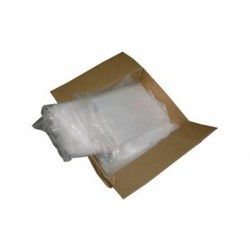 Film dm sachet plat, (L)250 x (H)400 mm, 25 mu