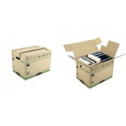 Fellowes BANKERS BOX TRANSIT carton de déménagement SmoothMo