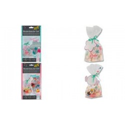 folia set de sachet en cellophane SUMMER BREEZE, 145 x 235mm