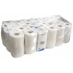 Fripa Papier hygiénique Basic, 2 couches, blanc,grand paquet