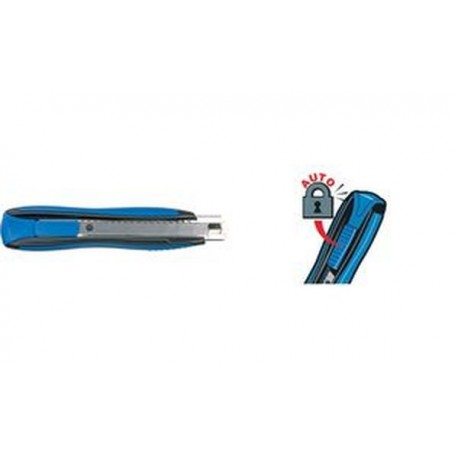 Maped Cutter Zenoa Sensitiv, lame: 18 mm, bleu