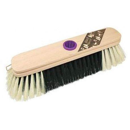 Peggy Perfect Balai Black Forest, bois, brosse synthétique