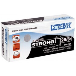Rapid agrafes Super Strong 9/8, galvanisé