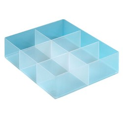 Really Useful Box Casier pour boîte de rangement 6 cases,