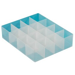 Really useful Box Casier pour boîte de rangement 16 cases,